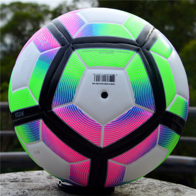 2019 Nieuwe A + + Premier PU Voetbal Officiële League Bal Outdoor Sport Training Ballen Futbol voetbal Bola 5