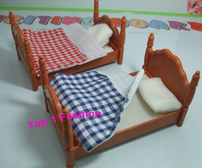 Toys Doll Bed