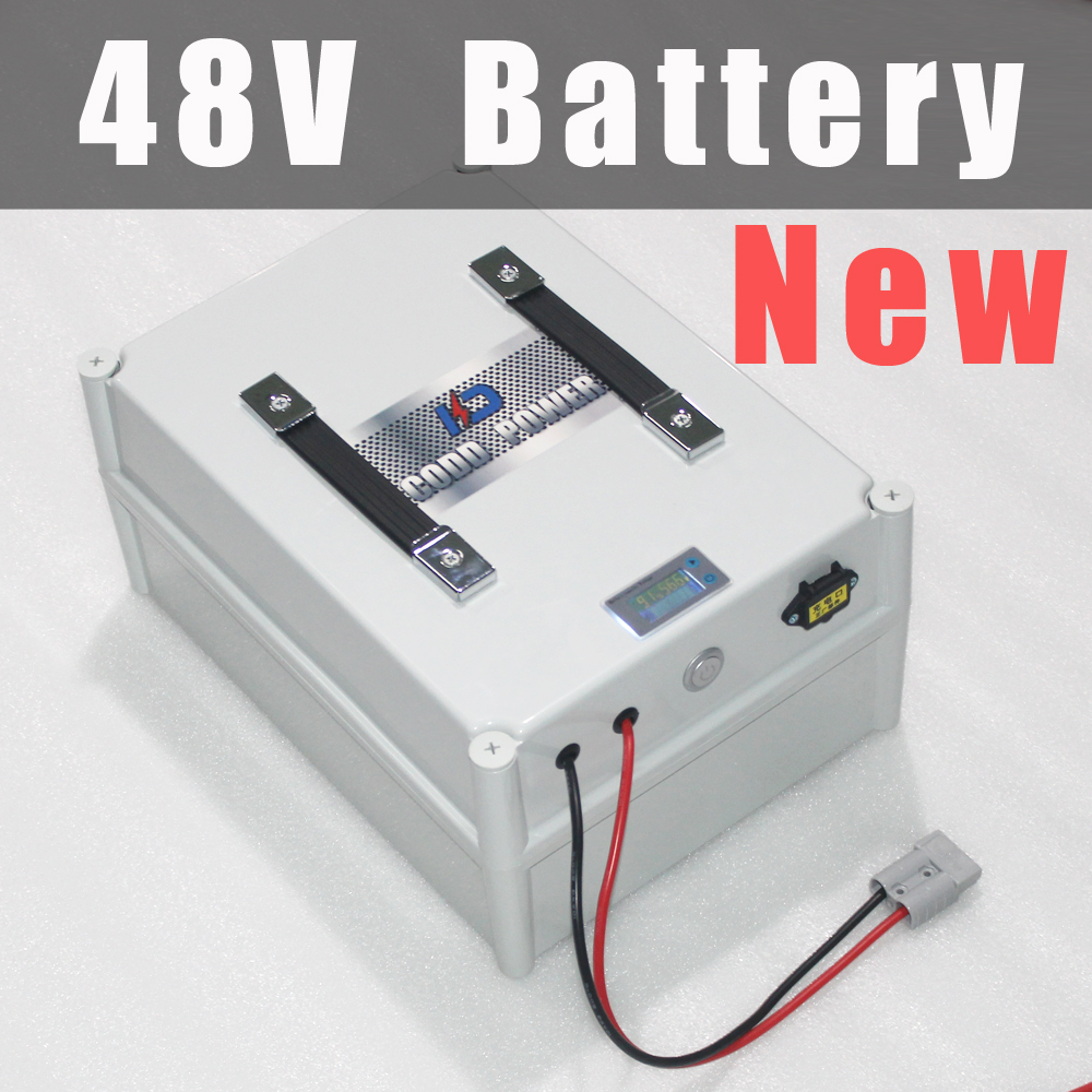 Lifepo4 batterie 48 v 200ah