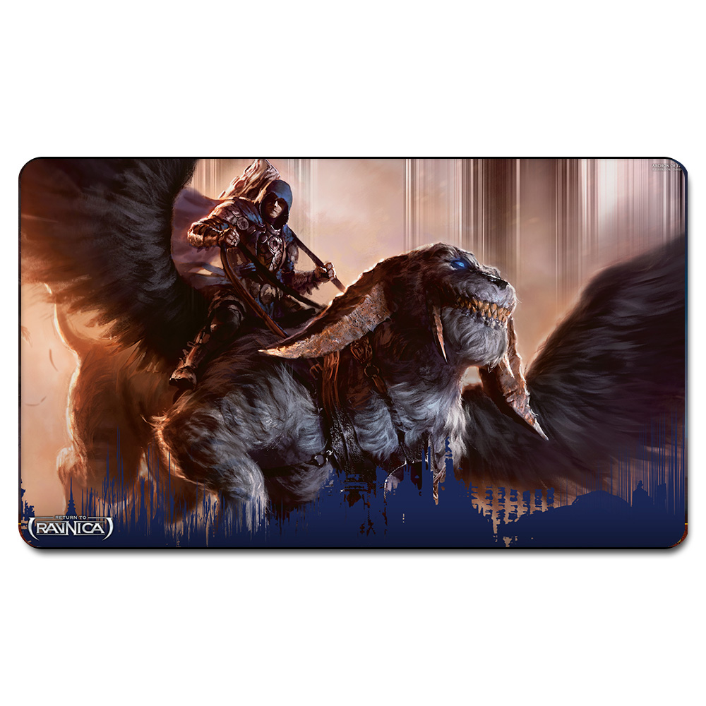 Many Playmat Choice ARCHON OF THE TRIUMVIRATE PLAYMAT MGT Board Games Play Mat Magic Card Games Table Pad with Free Gift Bag
