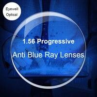 Eyewell Optical Anti Blue Ray Lens 1 56 Progressive Prescription Optical Lens Glasses Lens For Eyes