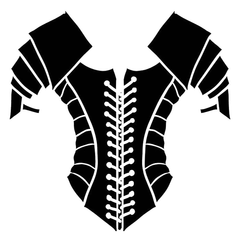 detail feedback questions about 17 5cm 17 6cm knights laced body Gentleman Suit detail feedback questions about 17 5cm 17 6cm knights laced body armor suit stickers decals vinyl decor black silver s3 6740 on aliexpress alibaba
