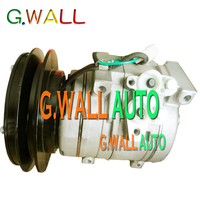 For Car Komatsu Excavator For Car Caterpillar John Deere Tractor AC Compressor 447220 4781 4472204781 4436025 20Y 979 6121