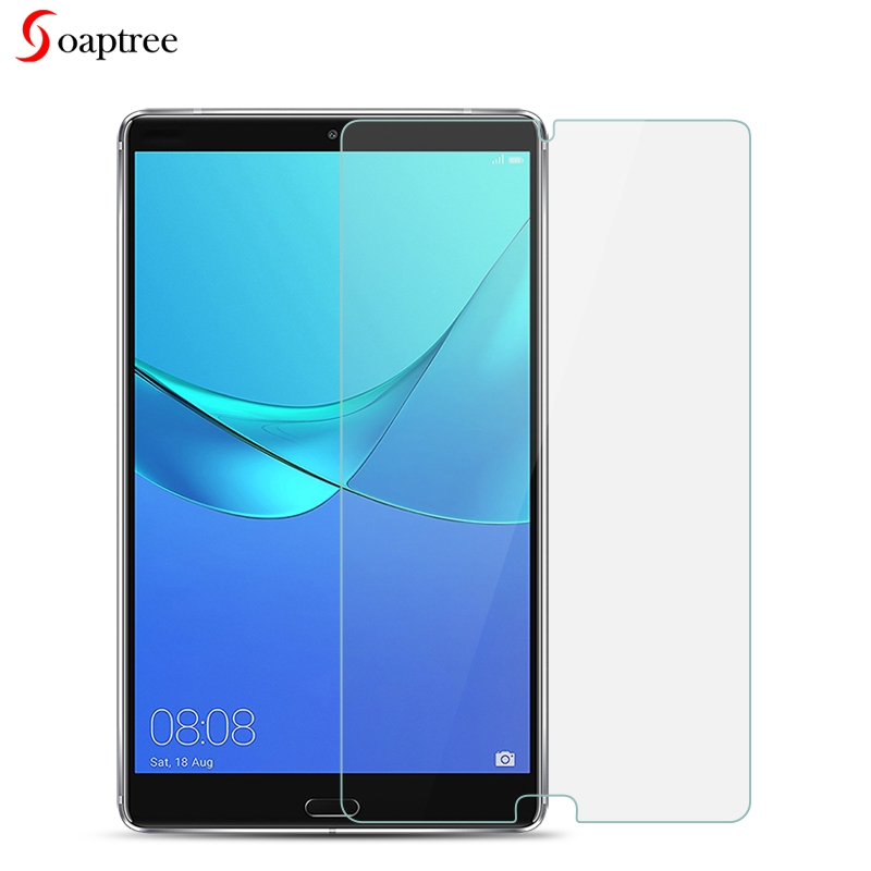 Tablet Accessories Tempered Glass For Huawei Mediapad M5 8 8.4 Inch 9h Ultra Thin Tablet Protective Toughened Glass Film Strengthening Sinews And Bones Tablet Screen Protectors