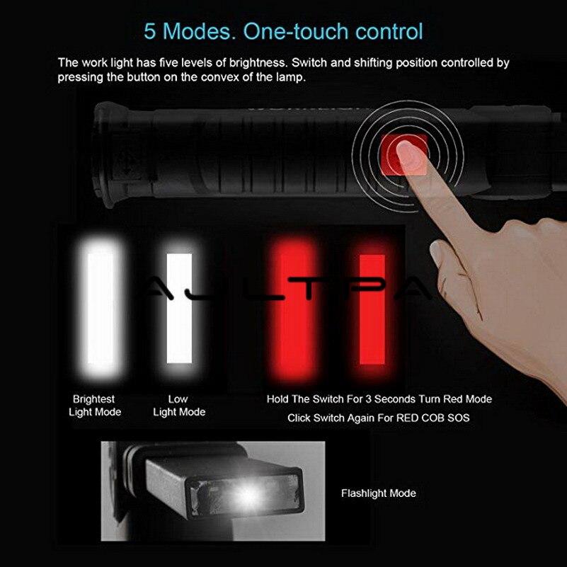 360 graus 5 modos de iluminacao base magnetica gancho giratorio 03