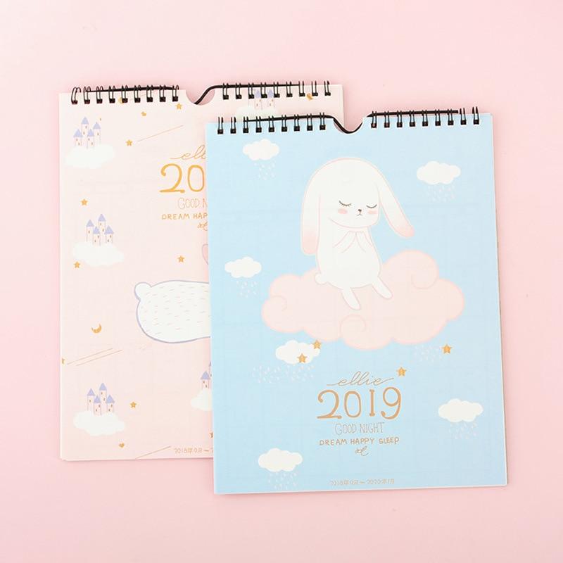 Office & School Supplies 1 Stücke Nette Cartoon Wand Kalender 100 Tag Anime Yin Yang Master Kalender Kreative Schreibwaren Zeitplan Planung Papier Liefert Kalender, Planer Und Karten