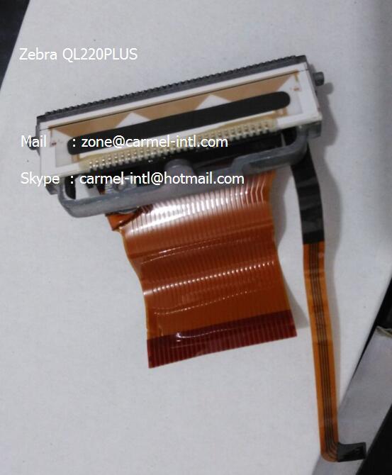 New Original Thermal Print Head for QL220 PLUS Barcode Printer,printer Part,print Head Printer Head original print head for zebra 160s 170xii 170xiii 170xiiii printer barcode printer printing part printhead