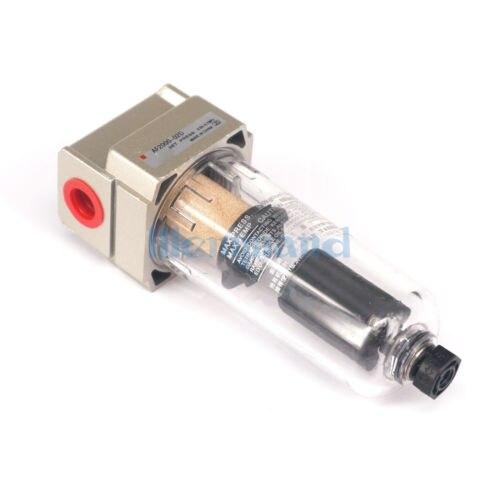 Compressor Air Cleaner Filter AF2000-02D Automatic Drain G1/4 Source Treatment Unit [sa] new original special sales balluff sensor bes m18mi psc50b bv03 spot 2pcs lot