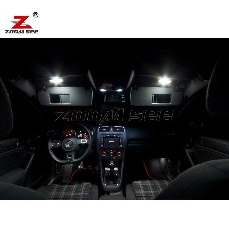 10x LED μπροστινός θολωτός λαμπτήρας + - Φώτα αυτοκινήτων - Φωτογραφία 2