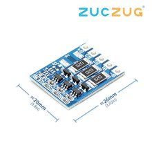 3S 11.1V 18650 Lithium Battery Equalizer Board 12.6V Polymer Battery Equalizer Board(China)