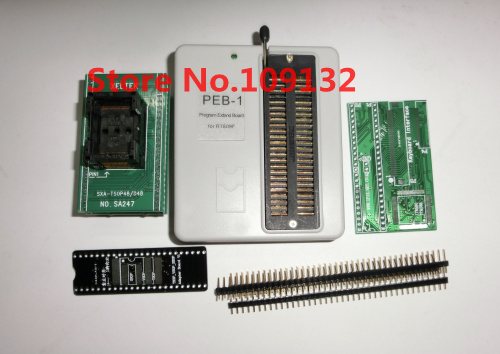 PEB 1 Expansion board TSOP48 adapter