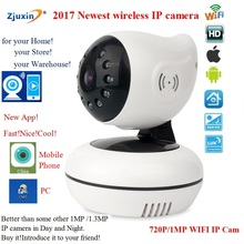 1PC wireless IP camera wifi house camera  Baby monitor home indoor good ip module store night vision mobile phone view