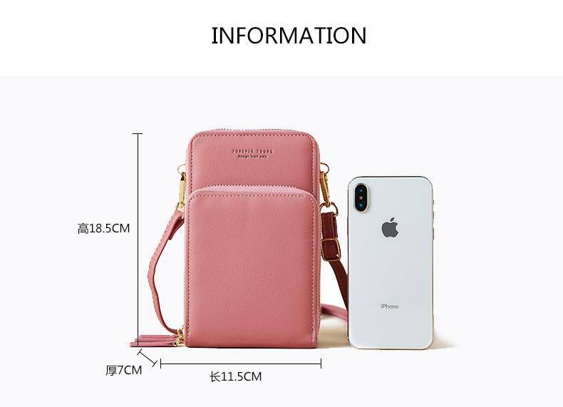 Yizhong moda grande capacidade de ombro &