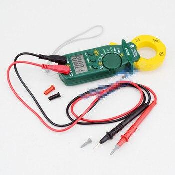 KJ209 DC AC digital clamp meter tragbare tasche Clamp amperemeter multimeter-in Clamp Meter aus Werkzeug bei