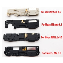 New Loudspeaker Buzzer Ringer For Meizu M2  M3 M3s mini M5 Note MX5 MX6 Pro 6 U20 Loud Speaker Module Board Spare Parts