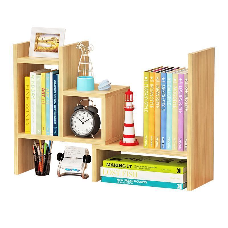 Librero Decor Mueble Wall Shelf Decoracao Estanteria Libro Rack Estante Para Livro Cabinet Decoration Retro Book Bookshelf Case