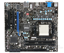 Free shipping 100% original motherboard for MSI 785GTM-E45 DDR2 AM2/AM2+/AM3 Desktop Motherboard