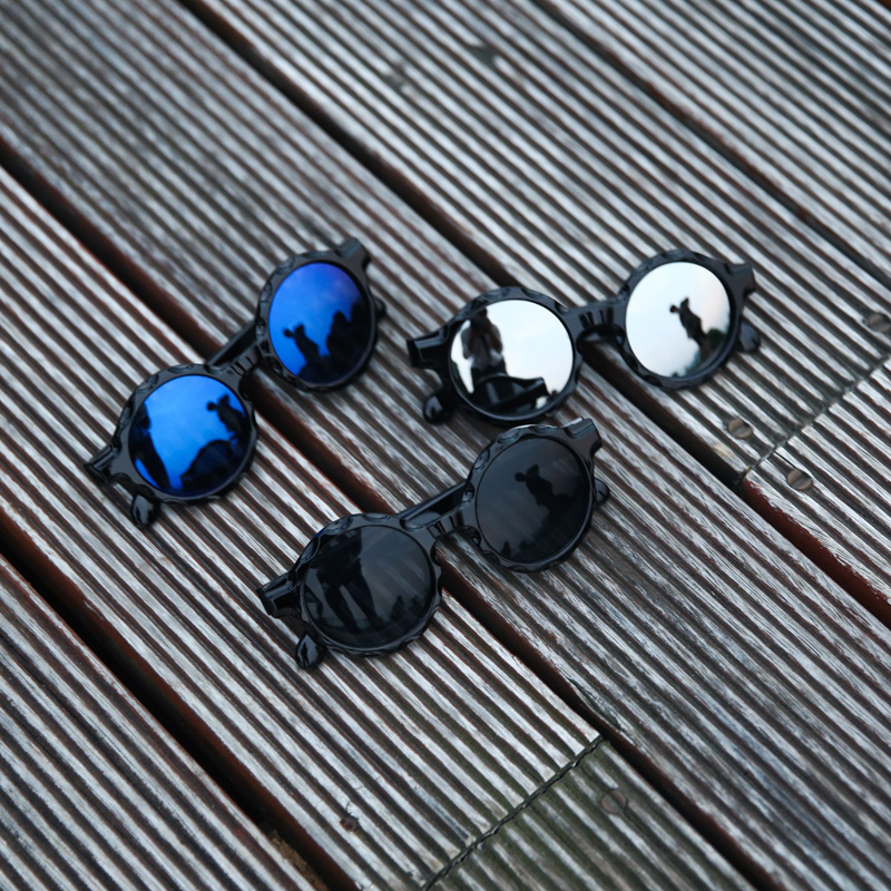77826331ea6 student Sunglasses South Korean boy reflective Sunglasses female 2 12 year  old anti ultraviolet child sun glasses-in Sunglasses from Apparel  Accessories on ...