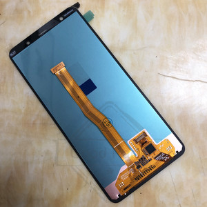 Image 4 - 6.0 AMOLED 100% tested For Samsung Galaxy A7 2018 A750 LCD SM A750F A750F Display Touch Screen Assembly Replacement digitizer