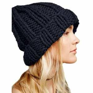 078fea60d37 feitong Wool Knitted Girls Caps femme women s hats Bonnet