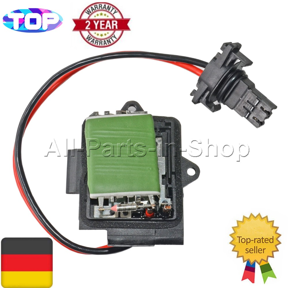 AP03 HEATER MOTOR BLOWER RESISTOR For RENAULT CLIO MK2 THALIA MK1 NEW  RENAULT 7701050900