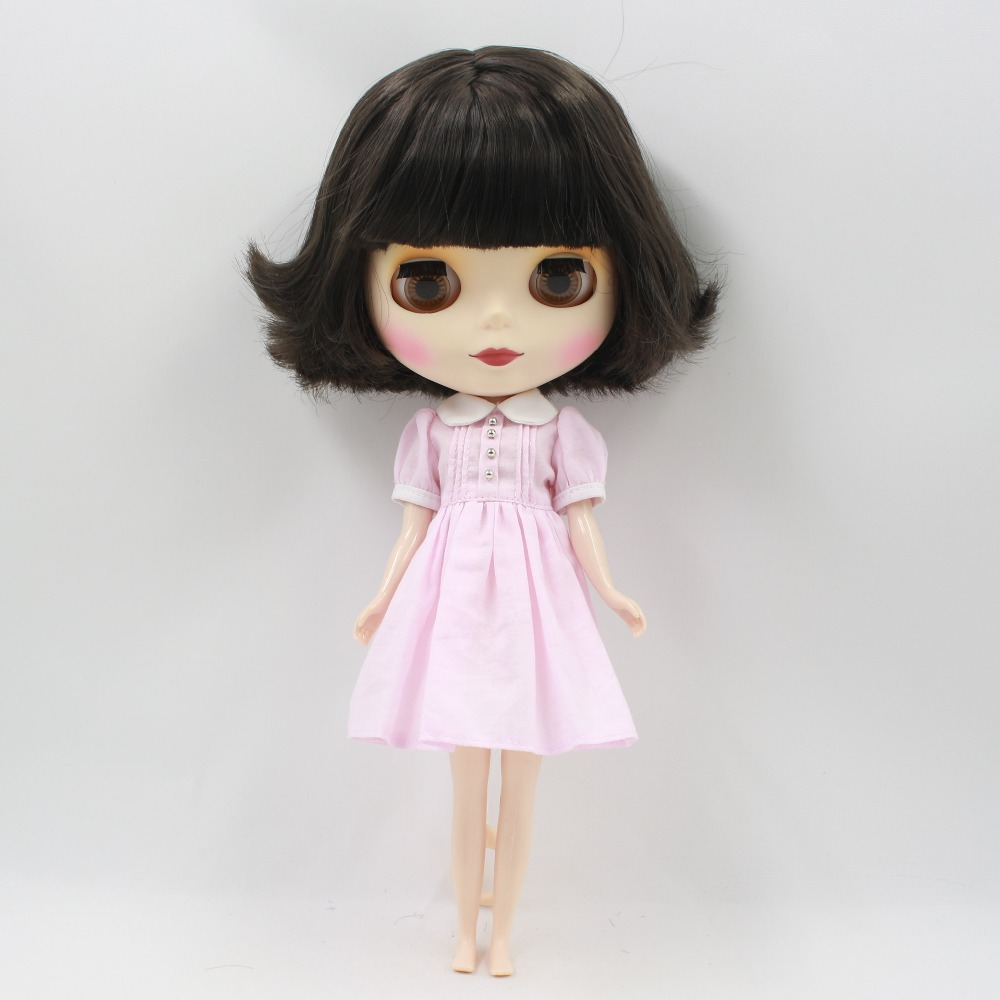 Neo Blythe Doll Simple Dress 3