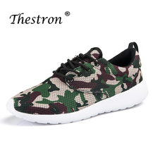 Running Shoes Men 2019 Summer Breathable Sport Trainers Thestron Lace-Up Outdoor Sneakers PU Anti Slip Sole Flat Walking Shoes thestron sport shoes quality sneakers mens running shoes sport mens spring anti slip jogging shoe men black lace up trainers men