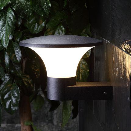 Extérieur moderne led porche lumières extérieur jardin lampe étanche ...
