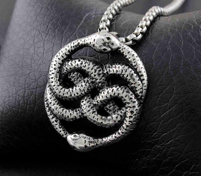 Online shop never ending neverending story amulet auryn pendant never ending neverending story amulet auryn pendant necklace chain mozeypictures Choice Image