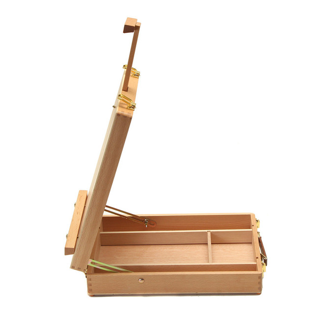 Paint By Numbers Easel With Storage Box