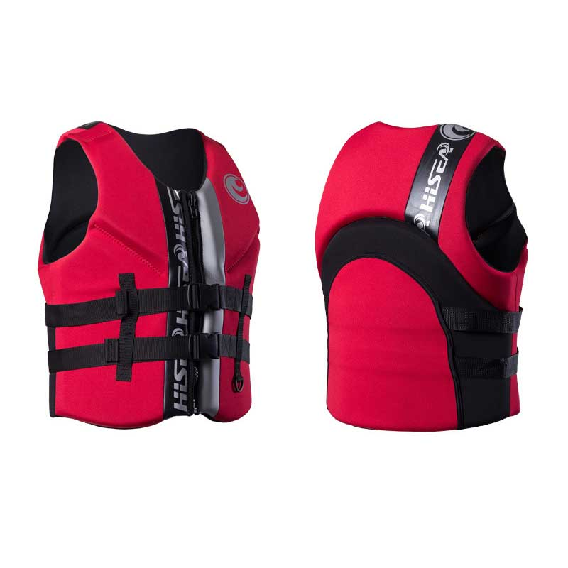 Life Vest Neoprene Suitable for Adult /Youth Men and Women Belt and Zipper S to 3XL XXXL Over 100kg Life Jacket