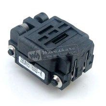QFN28 MLP28 MLF28 28QN65T16060 Plastronics IC Тесты burn-в гнездо QFN программирования адаптер 0,65 мм шаг