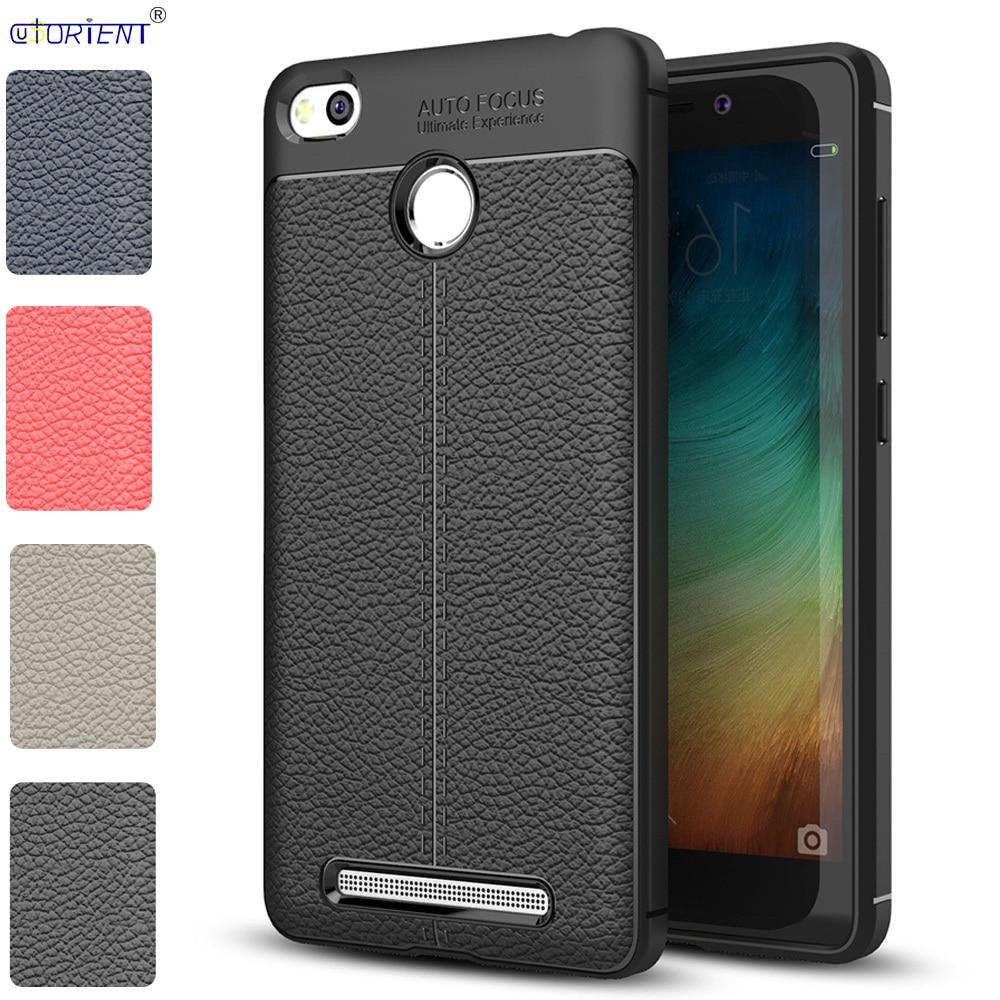 Bumper-Cover Redmi3s Xaomi Red Mi Matte-Case S-X-Fitted-Phone Soft-Silicone For 3-Pro/3x