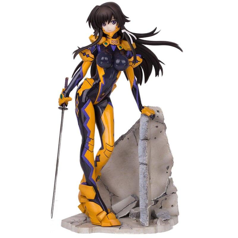 Original Yui Takamura Muv Luv Alternative Total Eclipse Ani Statue figure топ luv luv mp002xw1ai1w