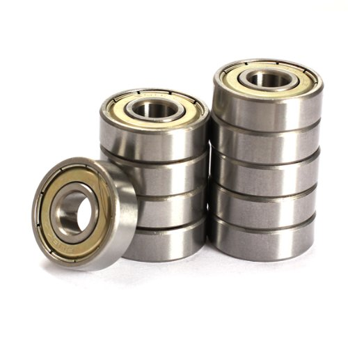 THGS 10pcs Skateboard Scooter Ball Roller Ball Bearings Skate Wheels [cool skating] fashion x8 skate cycle 2 wheels skate board roller drift skatecycle skateboard stunt scooter better than cx