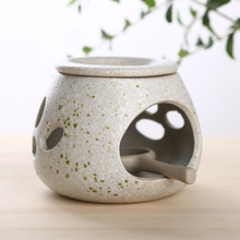 Retro Censer Ceramic Tea Sweet Lamp Aing Kind  Aroma Stove Scent Essential Oil Burner