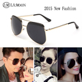 New Super Cool Grey Ant Sunglasses Irregular Alloy frame sun glasses women brand designer vintage sport Sunglasses S0031