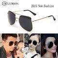 New Super Cool Grey Hormiga gafas de Sol Irregular marco de Aleación de gafas de sol mujeres diseñador de la marca de la vendimia gafas de Sol deportivas S0031