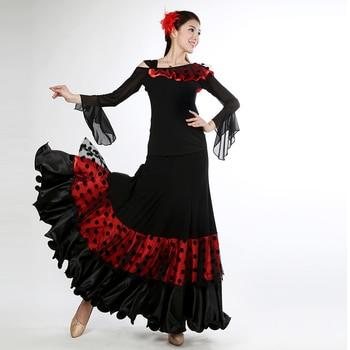 01de6c5f5 Vestidos de Flamenca - Bailongas