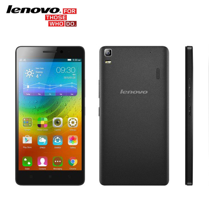 Original Lenovo K3 Note K50-T5 FDD LTE 4G WCDMA 3G Android Cell Phones 13MP Phone 2G RAM 16GB ROM 5.5