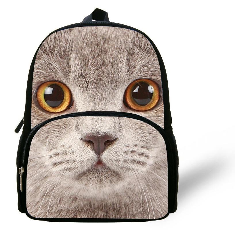 12 Inch Mochila Infantil Menina Animal Backpack Children School Bags