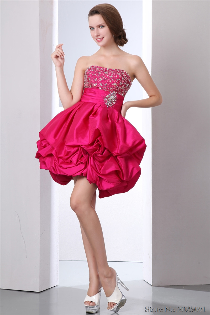 c69456f346 Rose Colored Prom Dresses