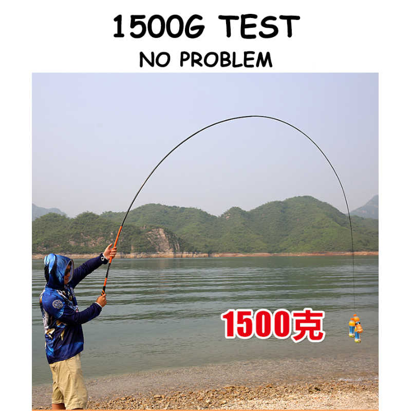 Carp 3 6-7 2M Fishing rod carbon telescopic fishing rods spinning pole  casting Baitcasting Rods fishing rod daiwa olta