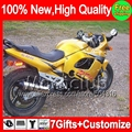 + Gold black For SUZUKI GSXF 600 750 1993 1994 1995 1996 1997 C0L74 GSX750F GSXF600 Golden black GSXF750 93 94 95 96 97 Fairing
