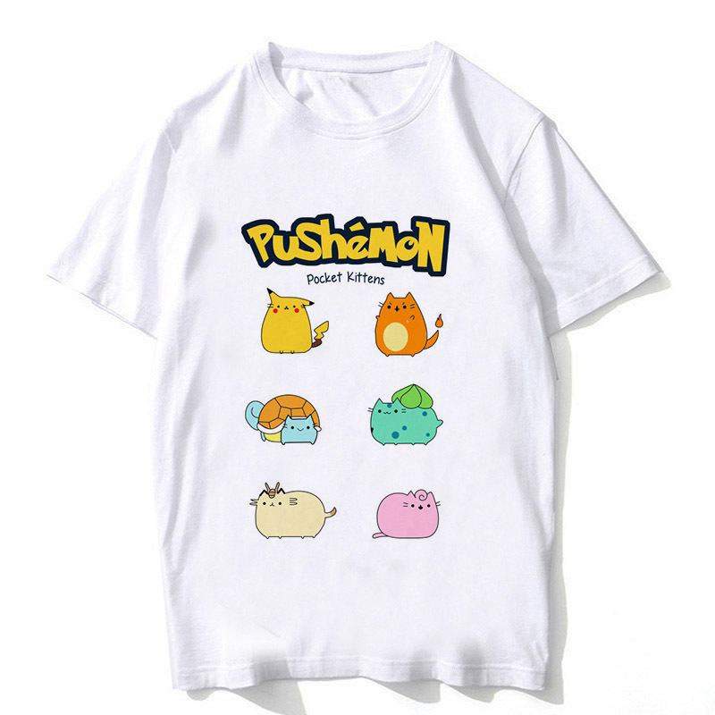 cb363344 Detail Feedback Questions about Anime pokemon go plus shirt mens ...