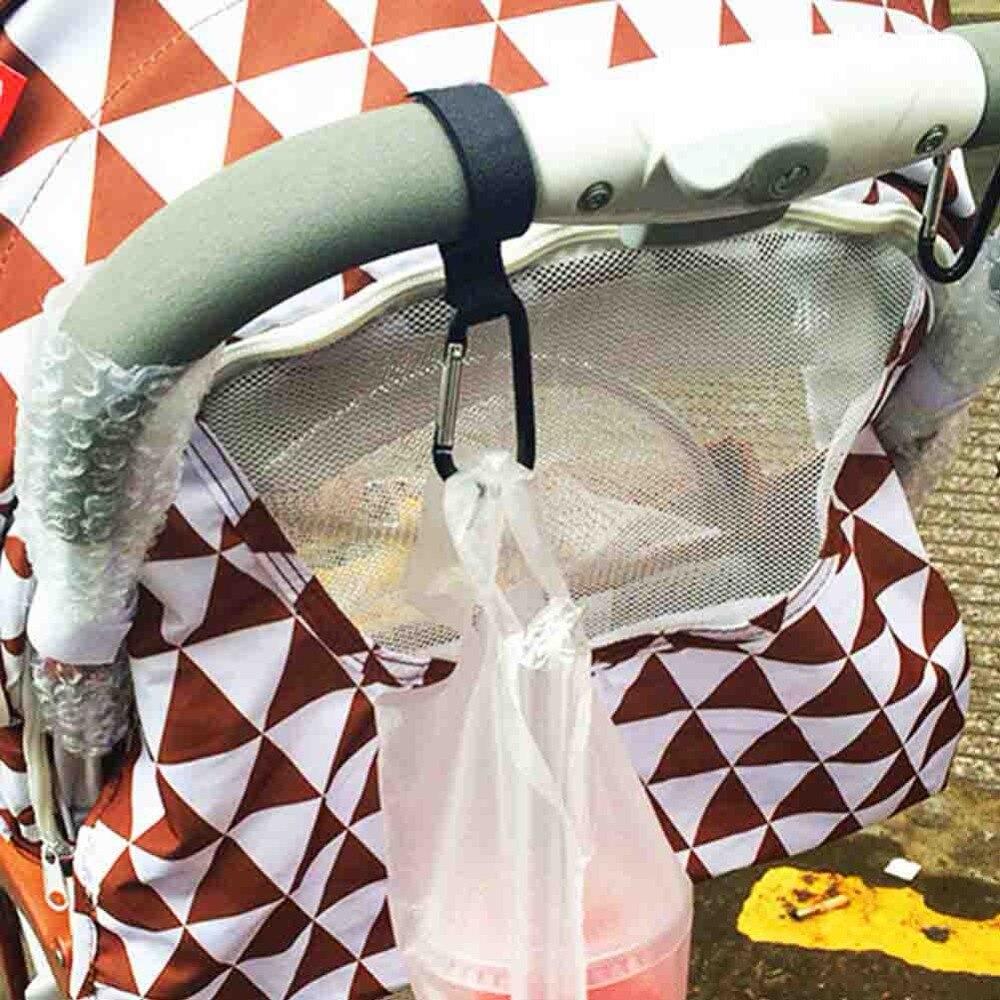 Крючки для детской коляски шоппинг Подвеска для коляски металлические крючки Детская коляска Коляска Органайзер аксессуары