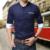 Hombres de Negocios de ocio de Algodón Camisas Casuales Estilo Coreano Slim Fit de color caqui azul camisa de boss camisas de manga larga hombre verano más tamaño
