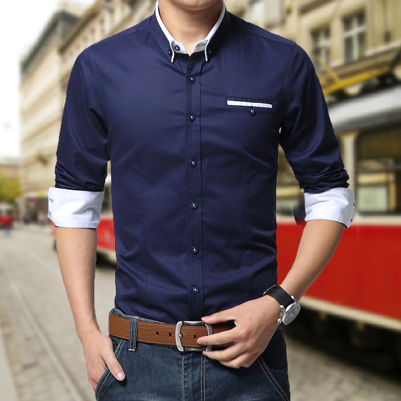 boss mens shirts