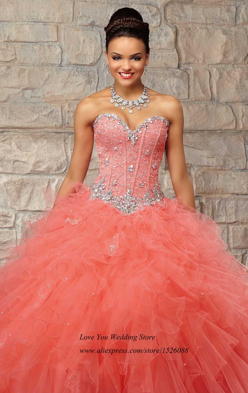 Encantador Vestidos De Novia De Color Naranja Ca Condado Motivo ...