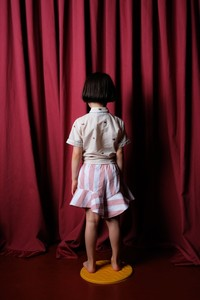 Image 3 - 2020 קיץ תינוקת בגדי בנות זאב & ריטה ילדים בגדי סטי מכנסיים + חולצות חולצות 2 pcs בנות בגדים חצאיות עבור בנות